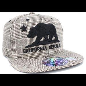 0915 CALI, California Republic Snapback